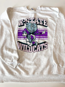 Kansas State Wildcats Heisman Willie Sweatshirt - 2009486