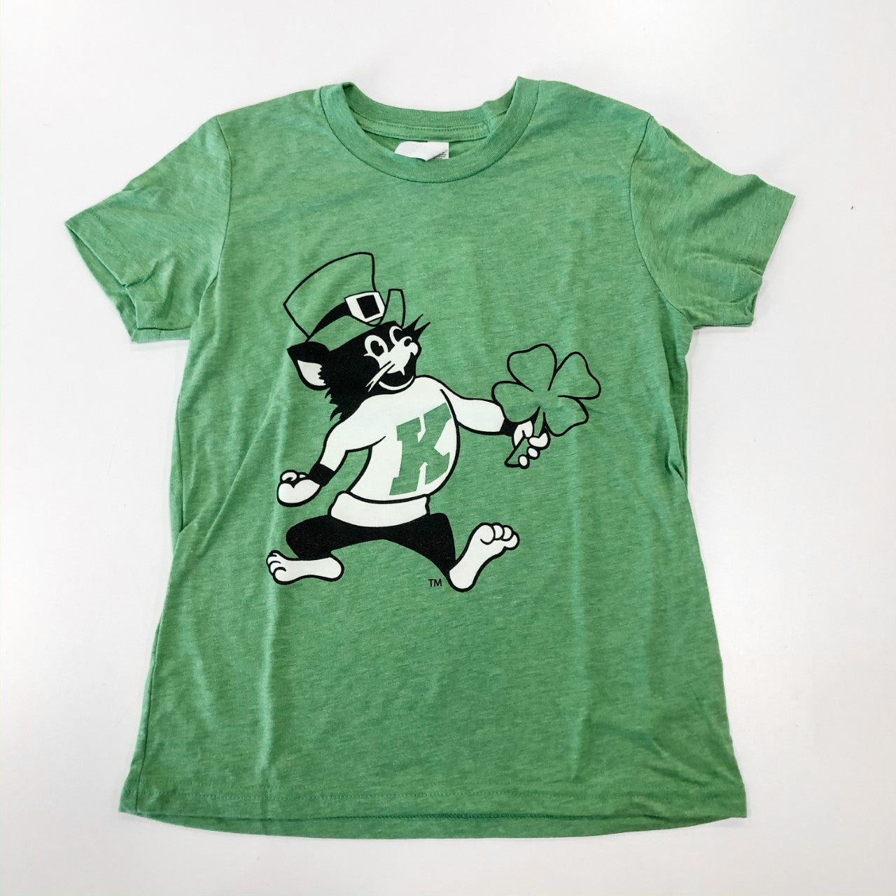 Kansas State Wildcats Youth Willie St. Patricks Day Tee - 2005786