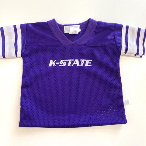 Kansas State Wildcats Toddler Dazzle Football Jersey - 2008676