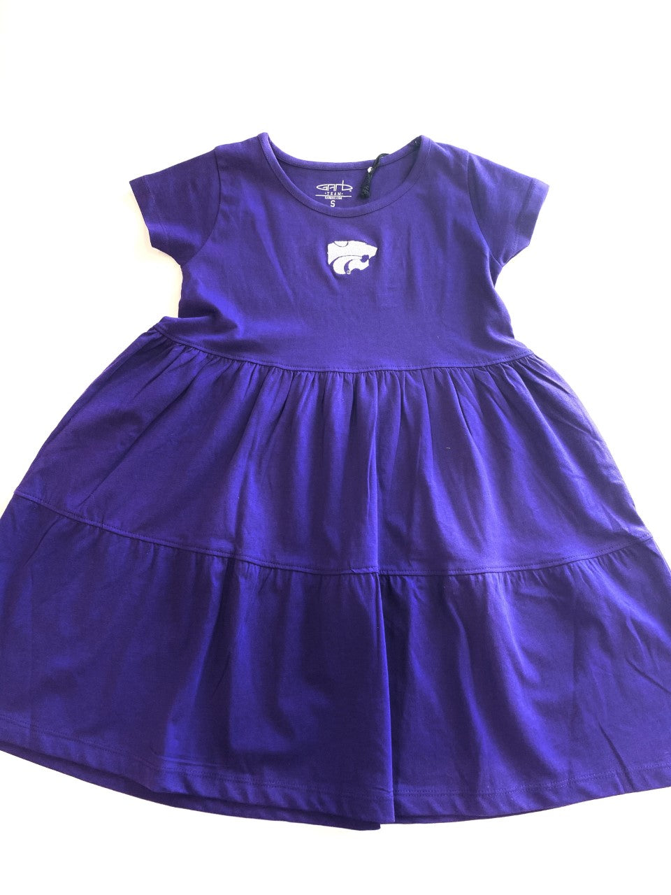 Kansas State Wildcats Youth Girls Fia Dress - 2008634