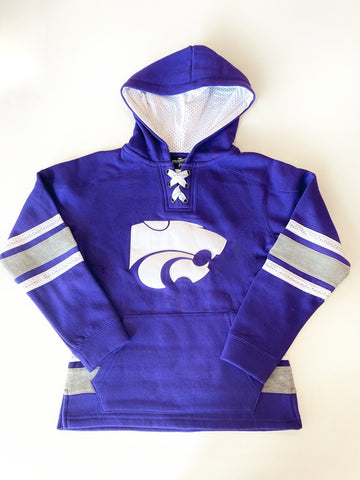Kansas State Wildcats Over-Correction Hockey Sweater - 2008781