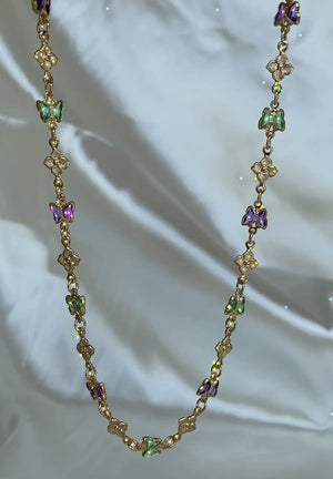 Load and play video in Gallery viewer, Butterfly Maiden Necklace