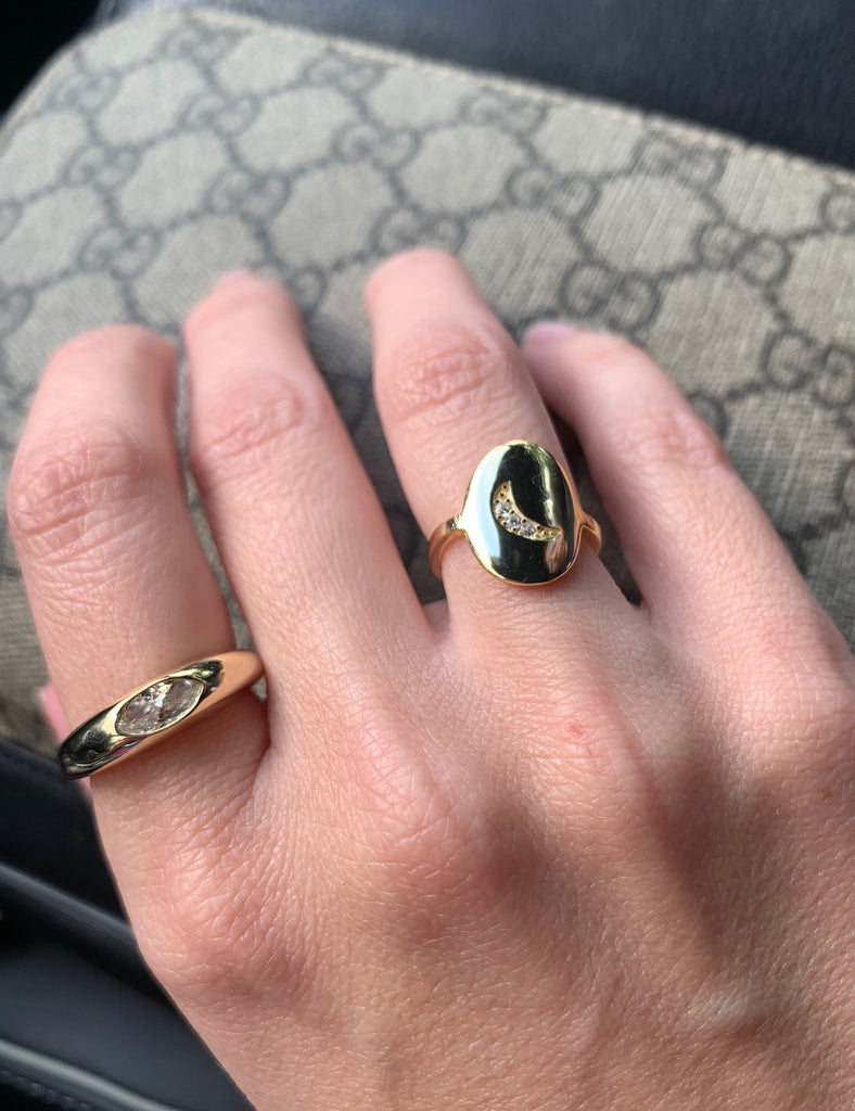 Madison Moon Ring