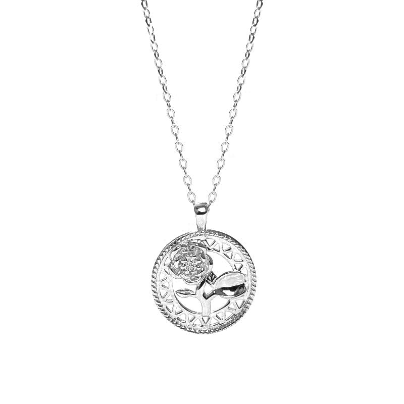 Load image into Gallery viewer, La Rose Necklace