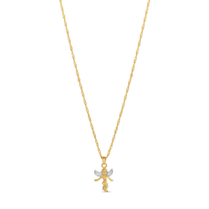 Little Cupid Necklace