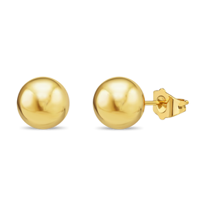 Goldie Ball Studs