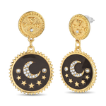 Vida Luna Earrings