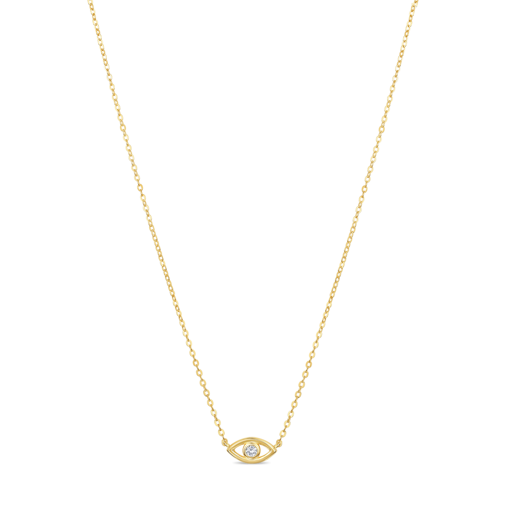Load image into Gallery viewer, Ojitos Necklace