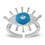 Mal De Ojo Ray ring