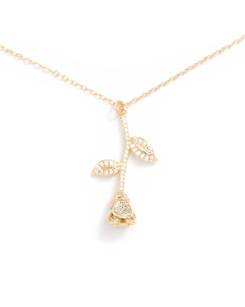 Bella Rose Necklace
