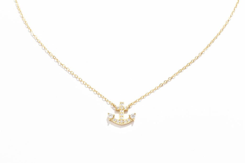 """ lil sailor gal"" necklace"