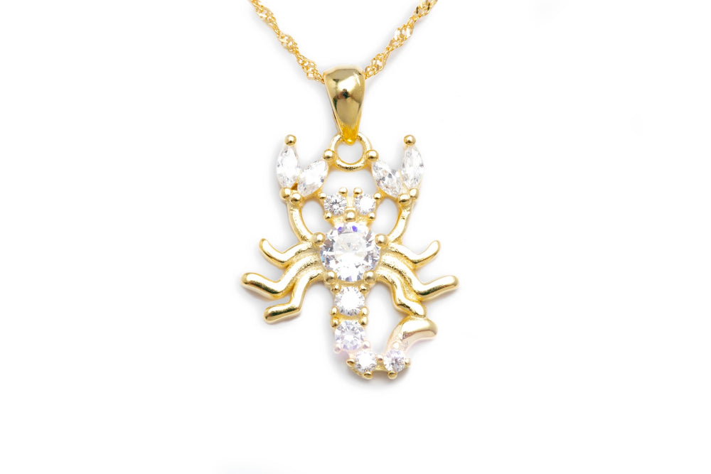 Load image into Gallery viewer, Scorpion Necklace