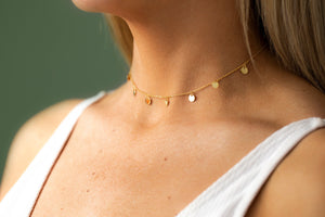Load image into Gallery viewer, Charmed Choker