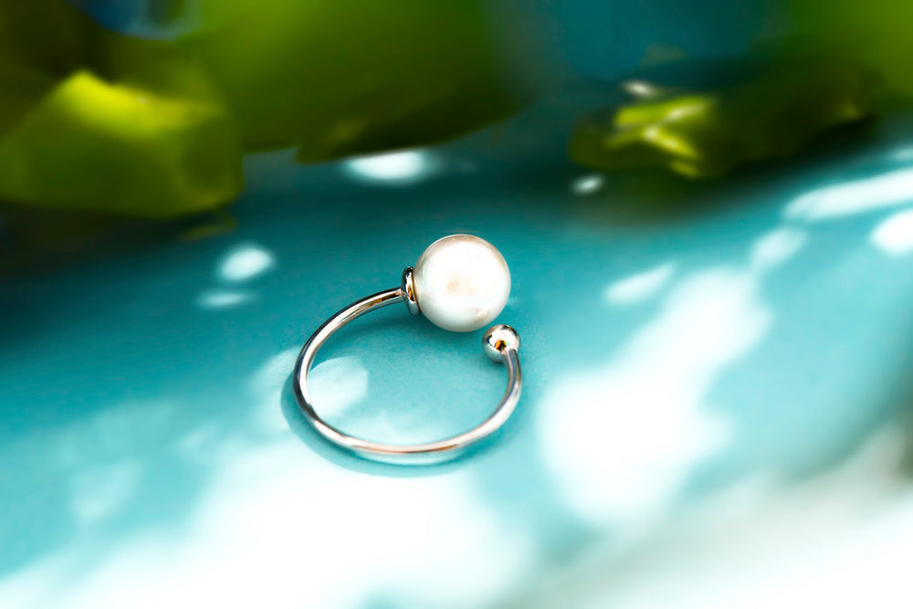 Only Pearl Ring
