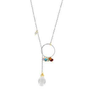 Sweet You Necklace - Sati Gems Hawaii Healing Crystal Gemstone Jewelry