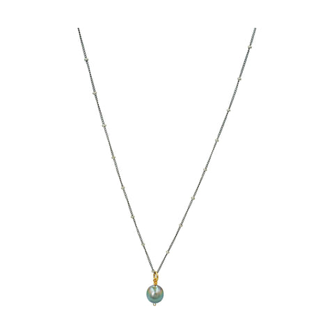 Tahitian Pearl Drop - Sati Gems Hawaii