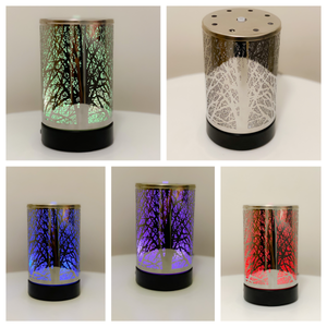 Silver Tree Ultrasonic Diffuser