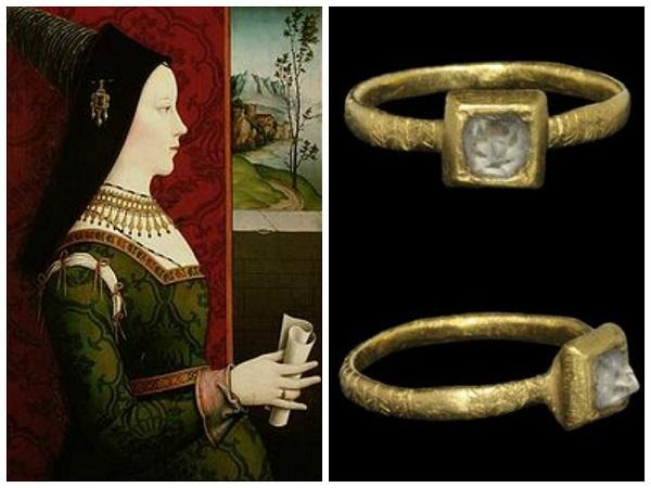 History of Diamond Engagement Ring