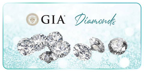 GIA Certificate Diamonds