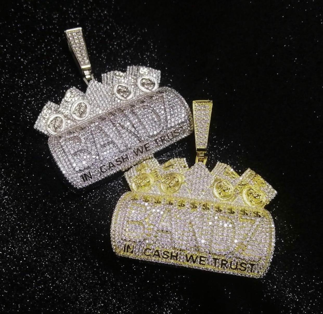 Bandz pendants with Necklace Combo