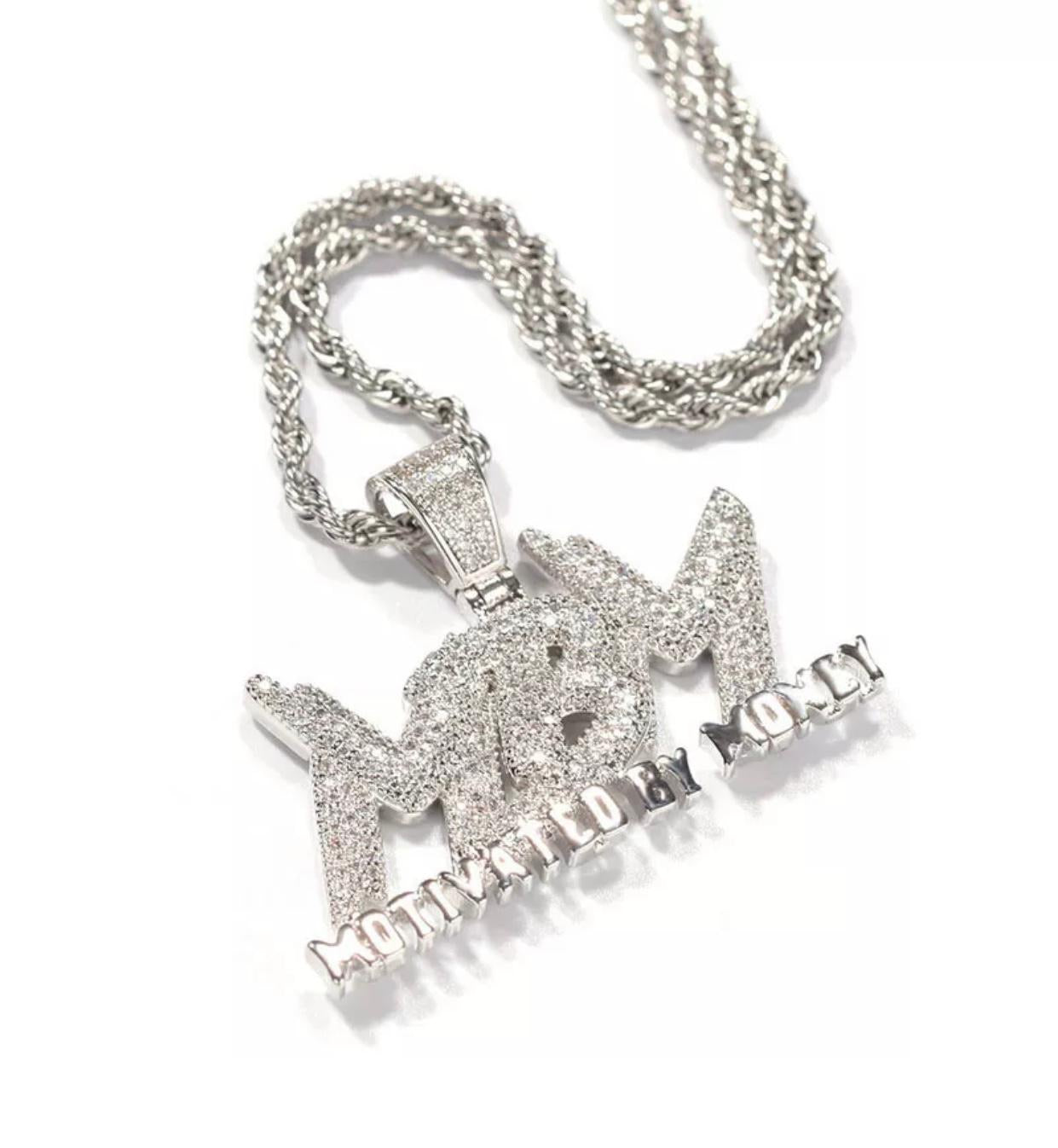 MBM Pendant and Necklace