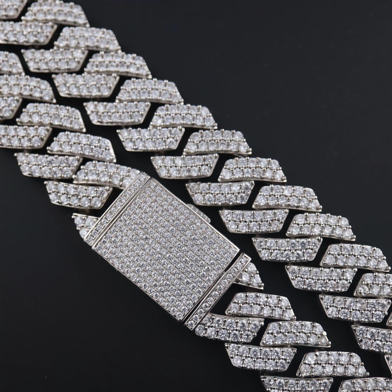 19mm cuban link chain
