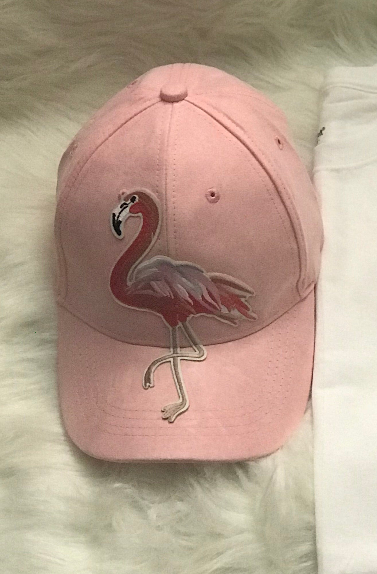 Flamingo hat 🤩