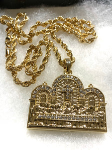 Chain and pendant