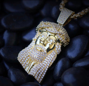 Jesus piece only