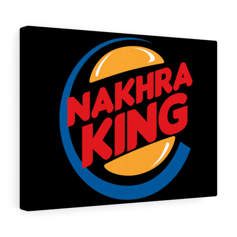 Nakhra King - Canvas