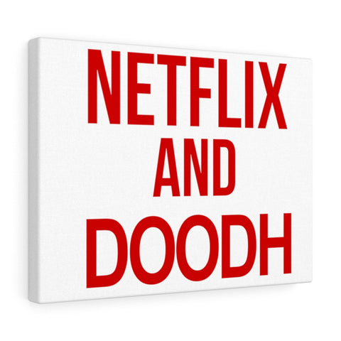 Netflix and Doodh - Canvas