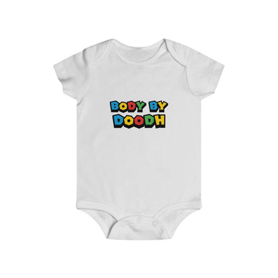 Body By Doodh - Baby Onesie