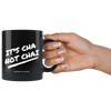 It's Cha Not Chai Mug - Crown For Brown