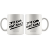 Its Cha Not Chai Cup - Crown for Brown