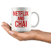 Netflix and Chai Cup - Crown for Brown - South Asian