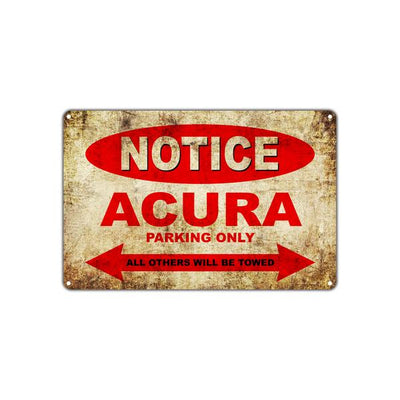 Acura Signs
