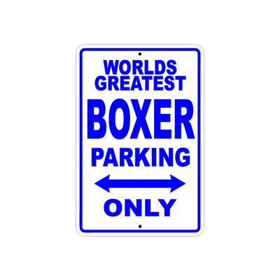 Boxing Signs