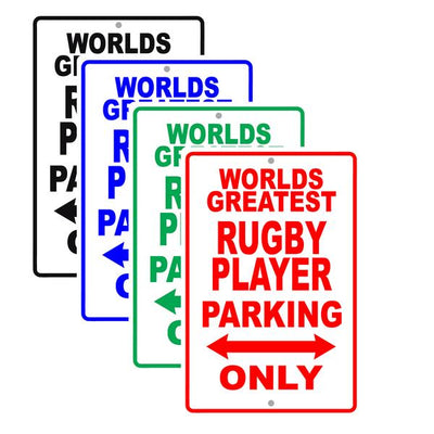 Rugby Signs