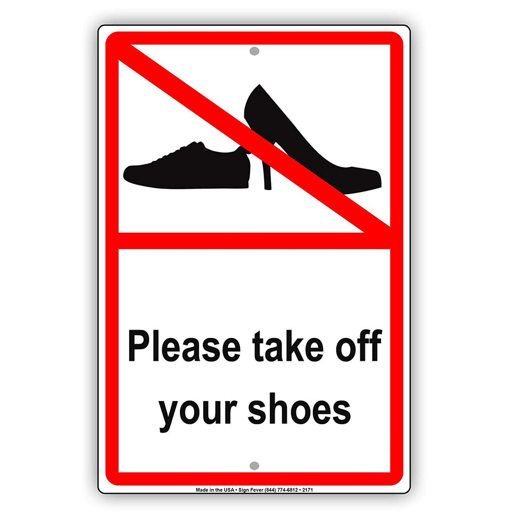 68d50cf7b909b Please Take Your Shoes Off Sign