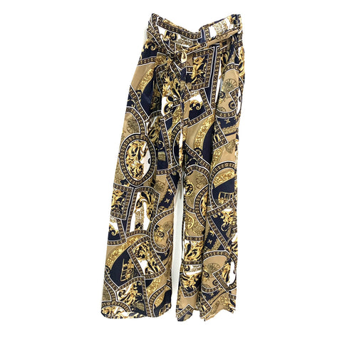 Versace Inspired Fluer pants
