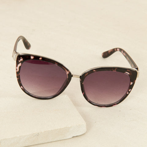 Evie Cats Eye Sunglasses