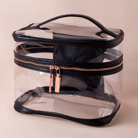 Clarity Toiletries Case