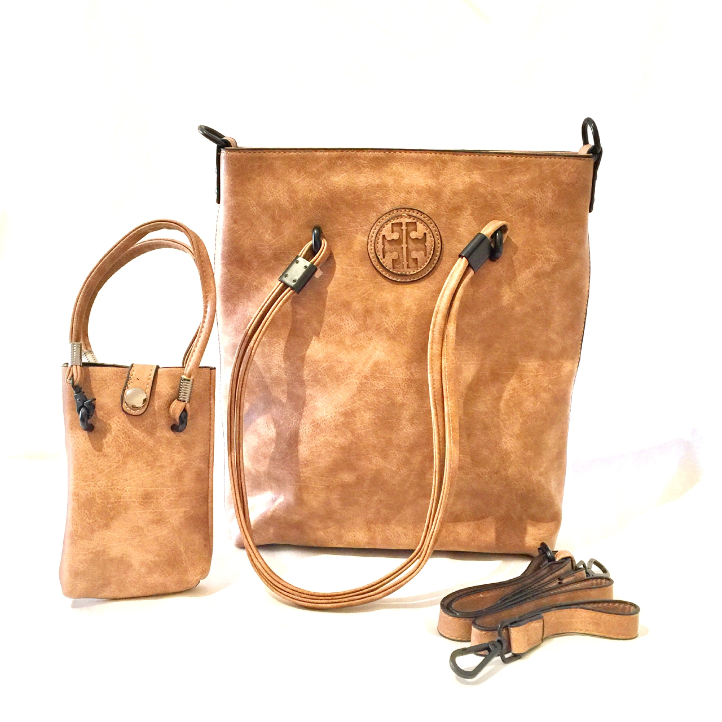 Fleming Swingpack Crossbody - Tory Burch Inspired