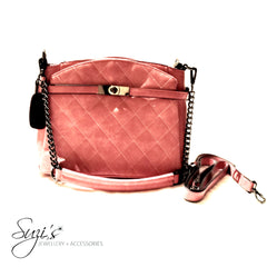 Phoebe Quilted Handbag - Inspired by Chanel