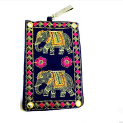 Handmade Fabric Mobile Pouch