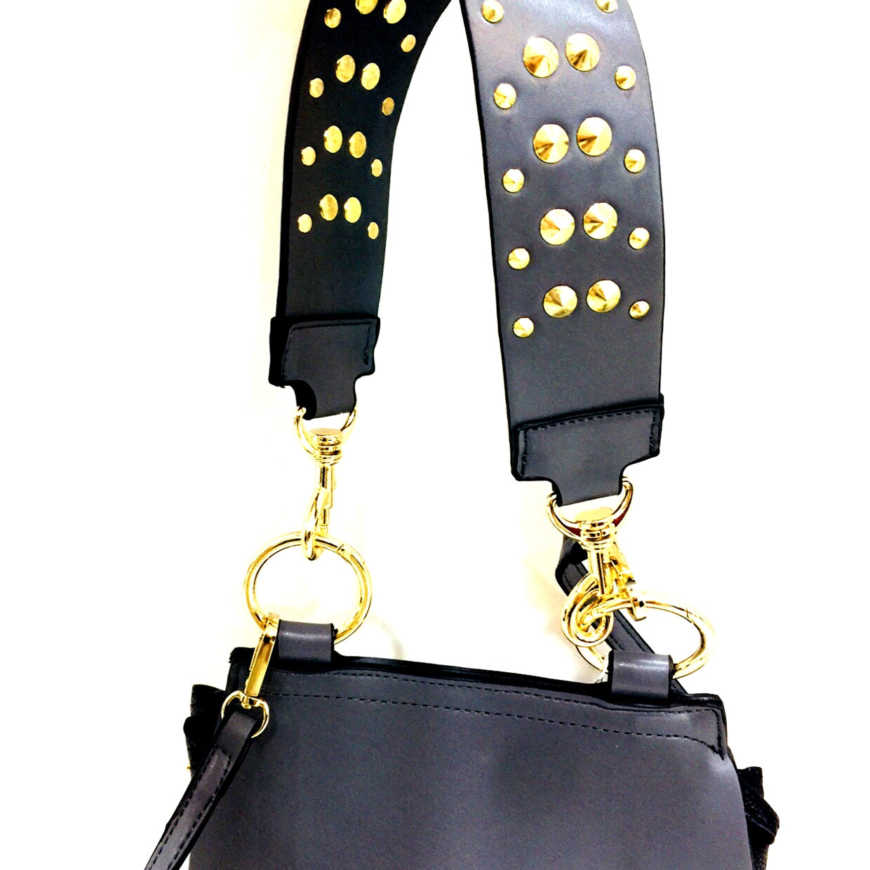 Club Studded Handbag - Inspired by Gucci