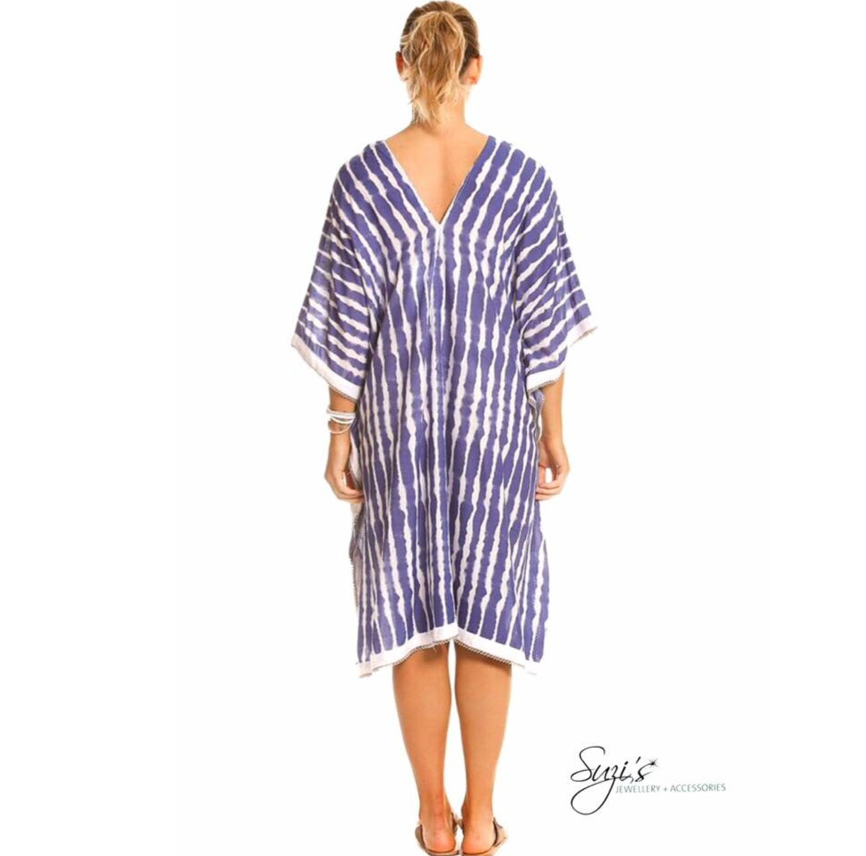 Cayman Dablio Kaftan Dress