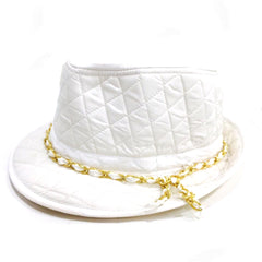 White Hat - Inspired By Chanel