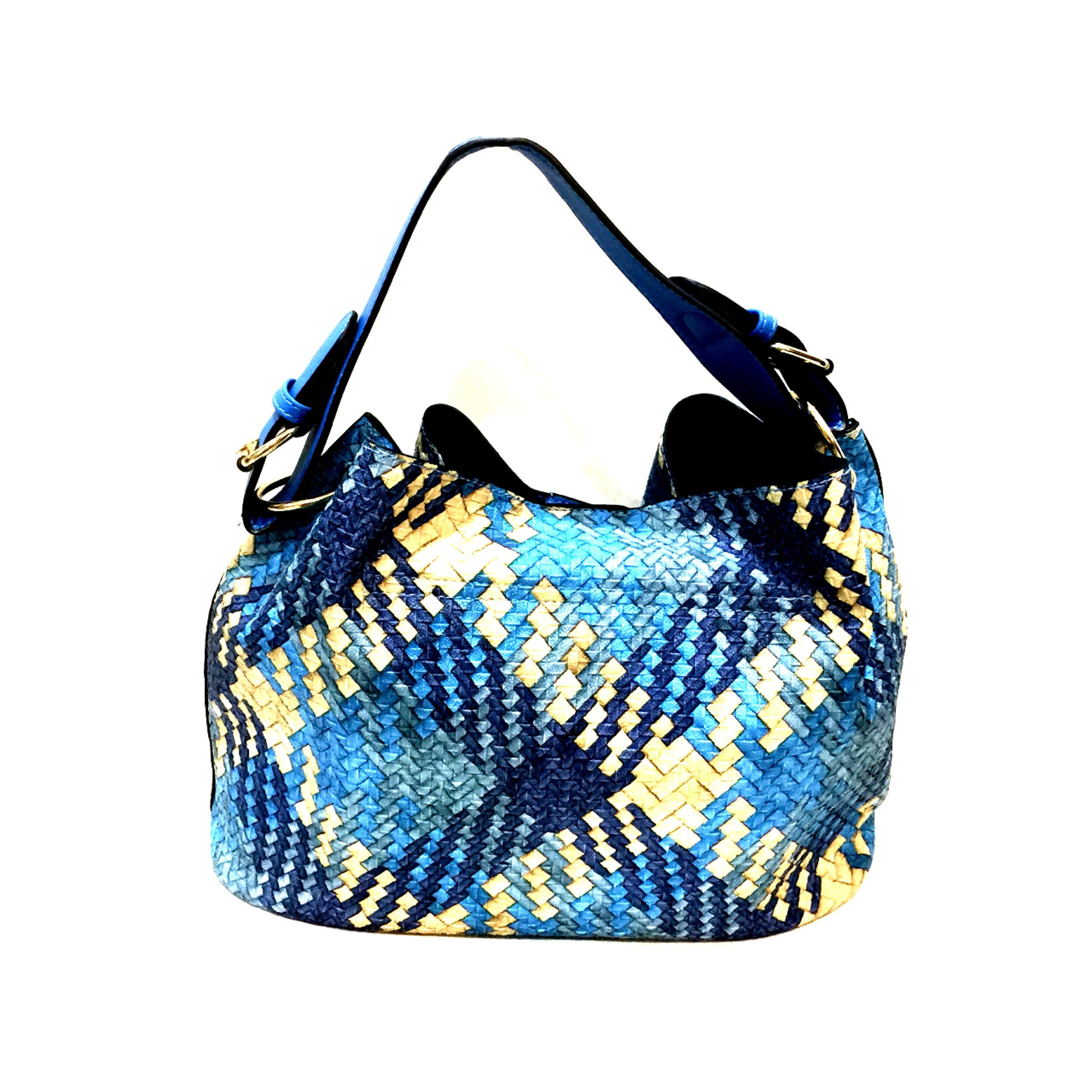 Mantra Ray Blue Pattern Bag