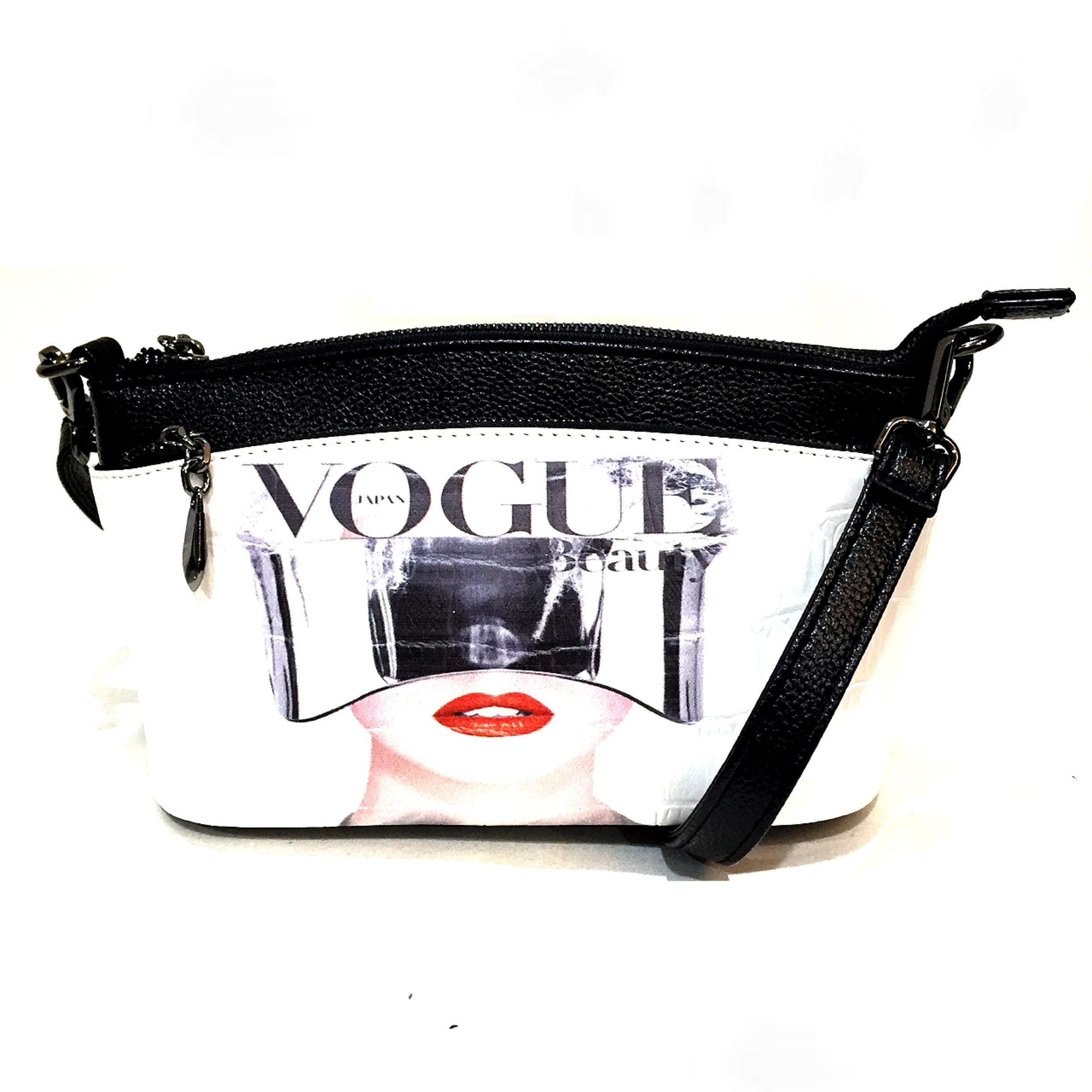 Vogue Hot Red Lips Bag